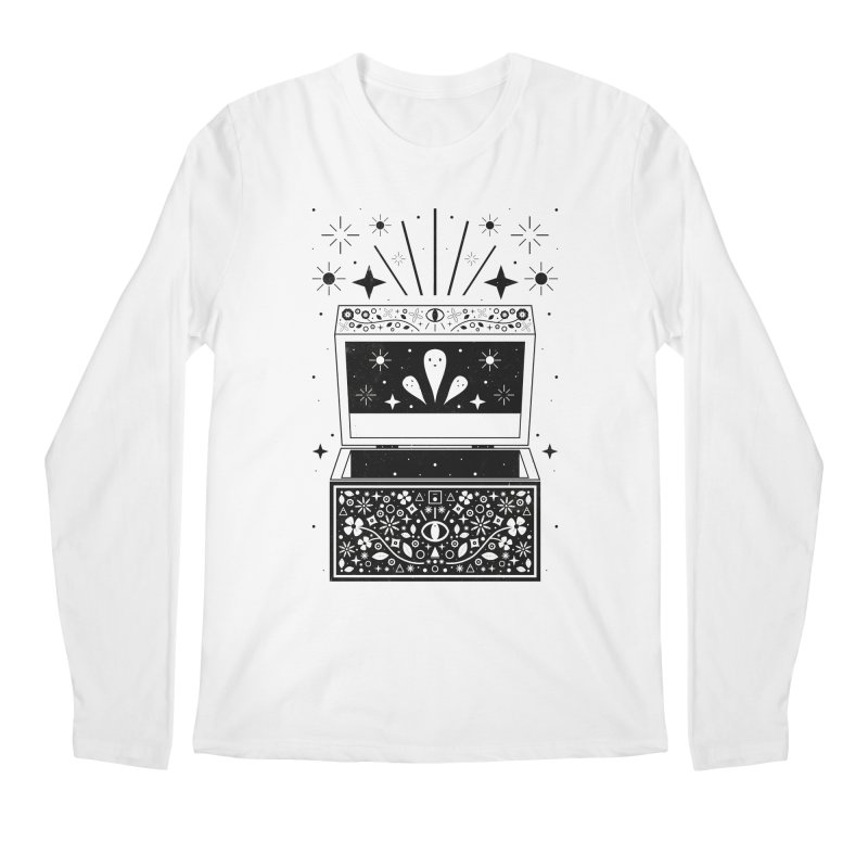 Pandora's Box  Men's Longsleeve T-Shirt by carlywatts's Shop