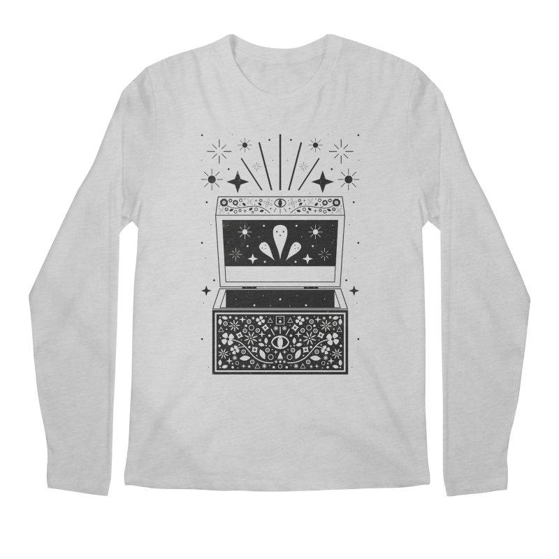 Pandora's Box  Men's Regular Longsleeve T-Shirt by carlywatts's Shop