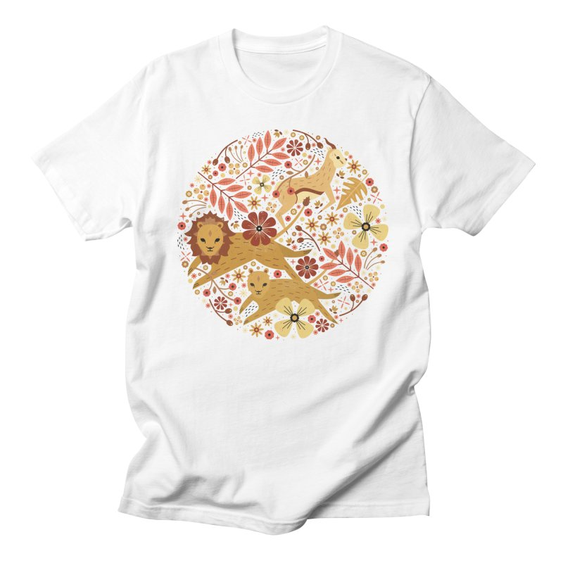 Leeu and Bokkie  Women's Unisex T-Shirt by carlywatts's Shop