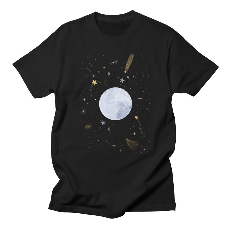 Magic Night Women's Unisex T-Shirt by carlywatts's Shop