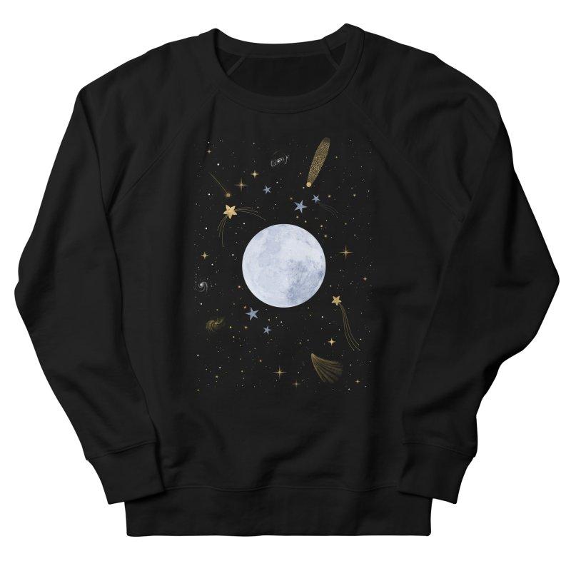 Magic Night Men's Sweatshirt by carlywatts's Shop