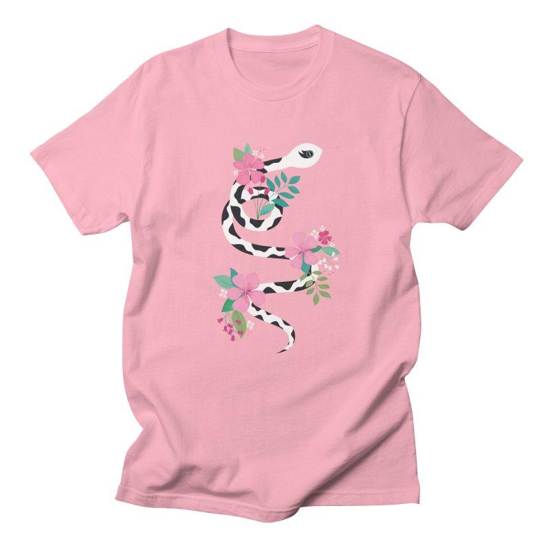 Dalmatian Snake Women's Unisex T-Shirt by carlywatts's Shop