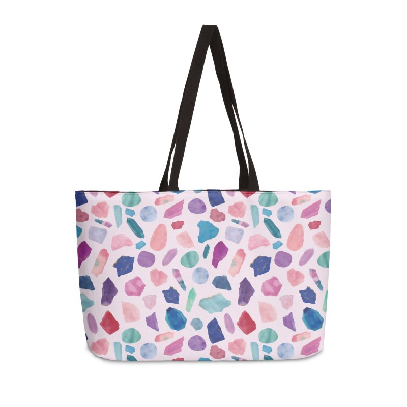 Crystalarium Accessories Weekender Bag Bag by carlywatts's Shop