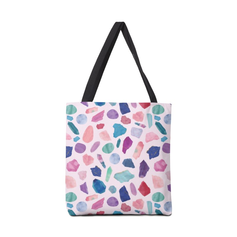 Crystalarium Accessories Tote Bag Bag by carlywatts's Shop