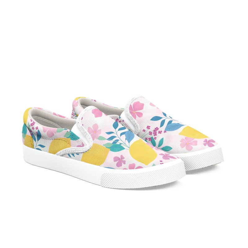 Limoncello Women's Slip-On Shoes by carlywatts's Shop
