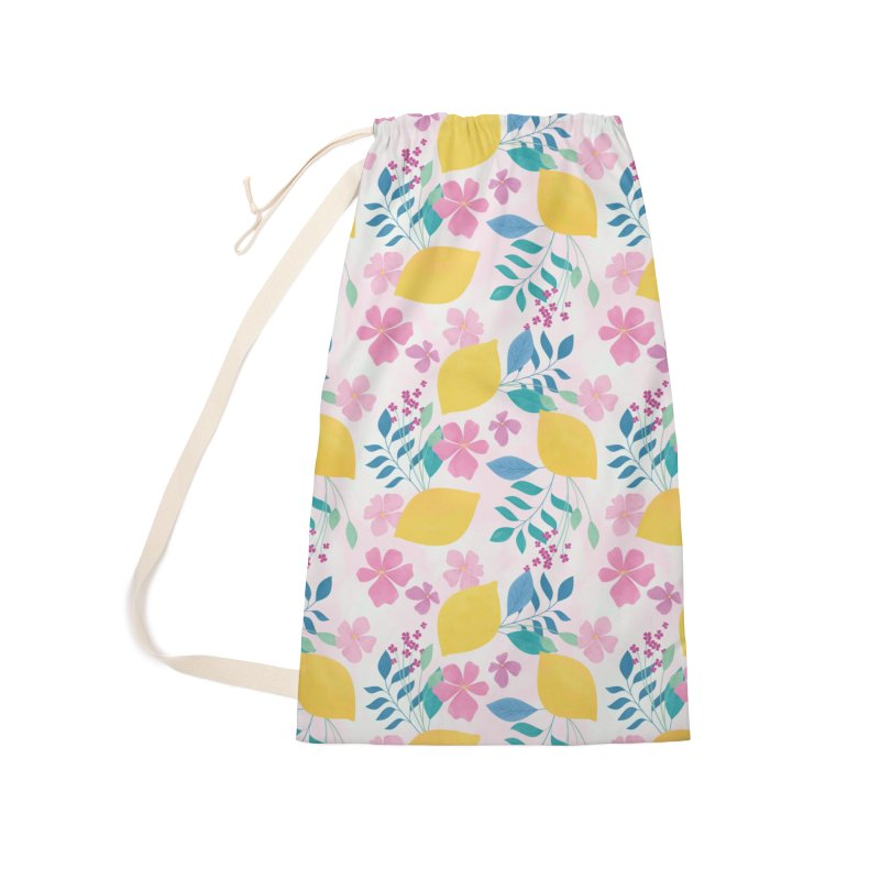 Limoncello Accessories Laundry Bag Bag by carlywatts's Shop