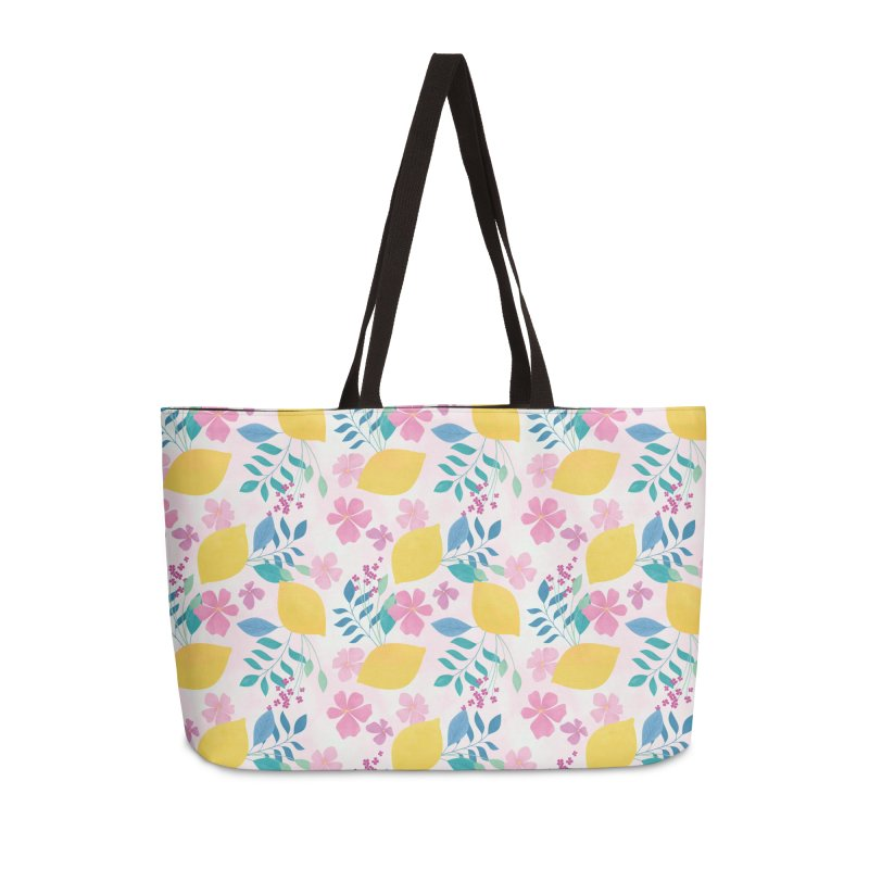 Limoncello in Weekender Bag by carlywatts's Shop