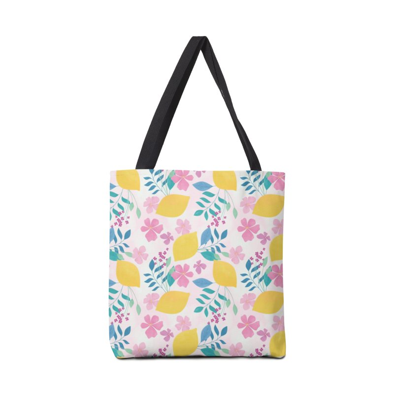 Limoncello Accessories Tote Bag Bag by carlywatts's Shop