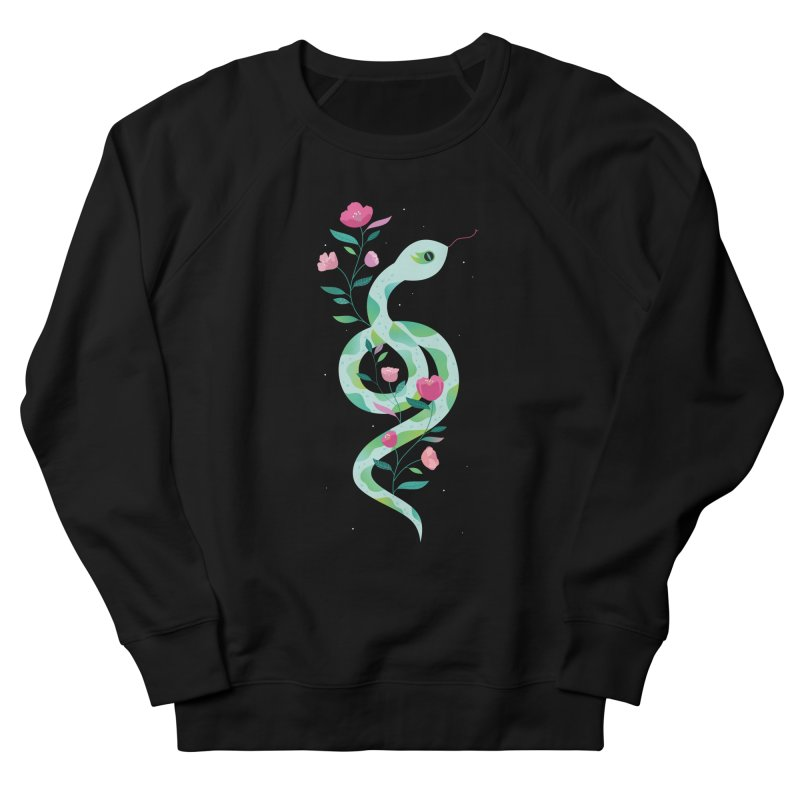 Empress Women's French Terry Sweatshirt by carlywatts's Shop