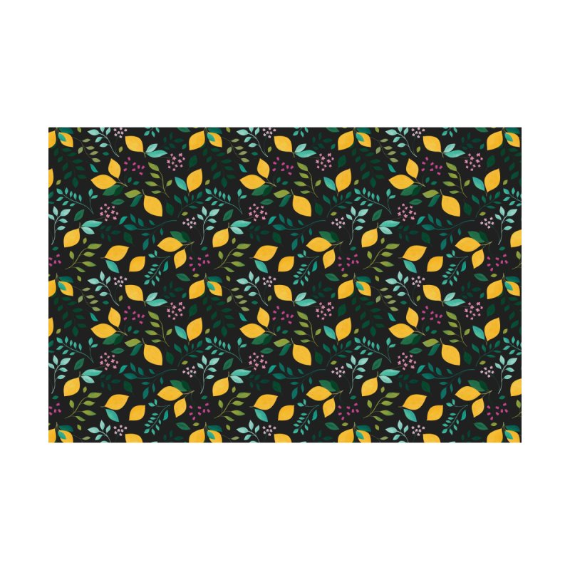 Lemon Grove Accessories Zip Pouch by carlywatts's Shop