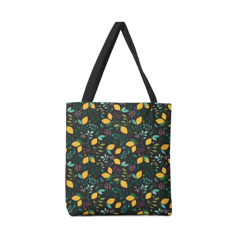 Lemon Grove Accessories Tote Bag Bag by carlywatts's Shop