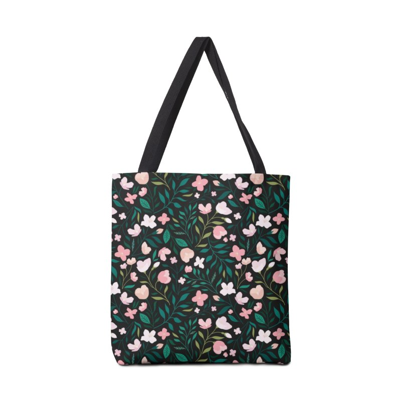 Wild Jasmine Accessories Tote Bag Bag by carlywatts's Shop