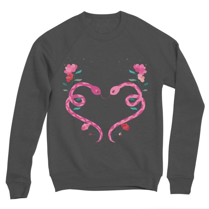 Charm Men's Sponge Fleece Sweatshirt by carlywatts's Shop
