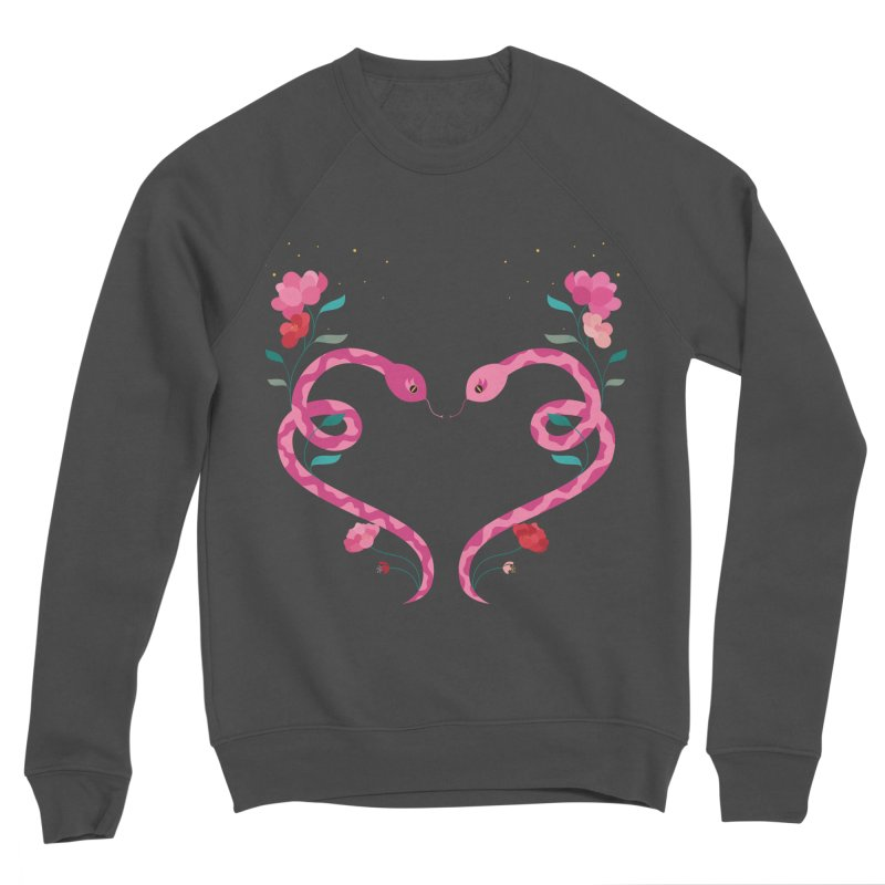 Charm Women's Sponge Fleece Sweatshirt by carlywatts's Shop