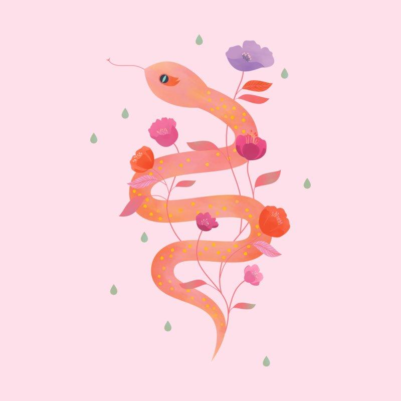 Sun Serpent Women's Scoop Neck by carlywatts's Shop