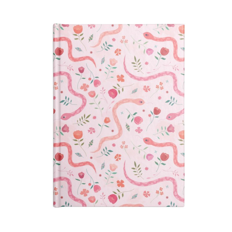 Sugar Serpents Accessories Lined Journal Notebook by carlywatts's Shop