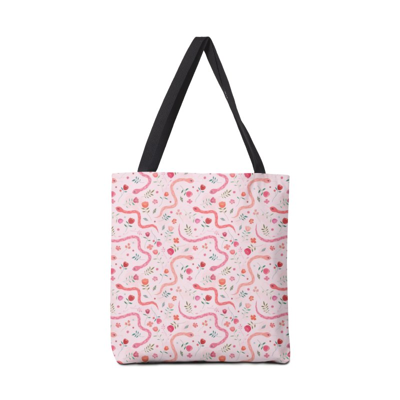 Sugar Serpents Accessories Tote Bag Bag by carlywatts's Shop