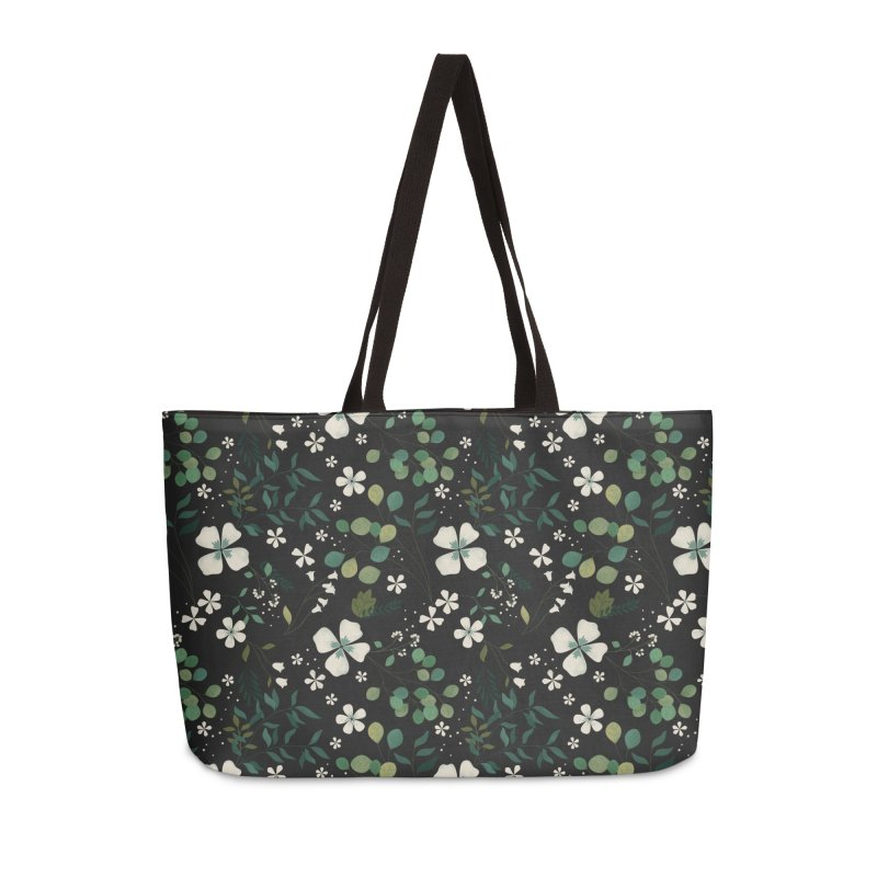 Eucalyptus Accessories Weekender Bag Bag by carlywatts's Shop
