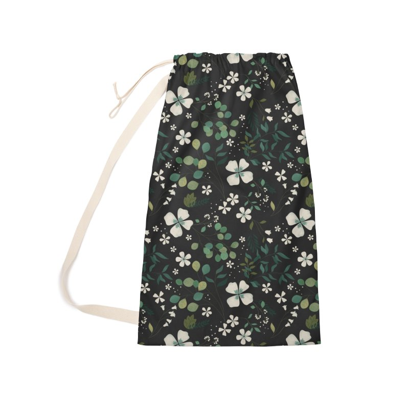 Eucalyptus Accessories Laundry Bag Bag by carlywatts's Shop