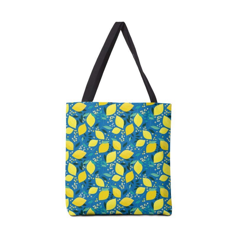 Lemonade Accessories Tote Bag Bag by carlywatts's Shop