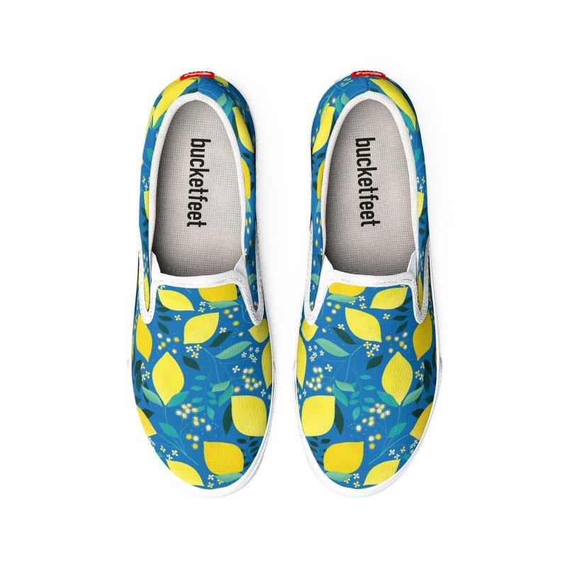 Lemonade Women's Shoes by carlywatts's Shop
