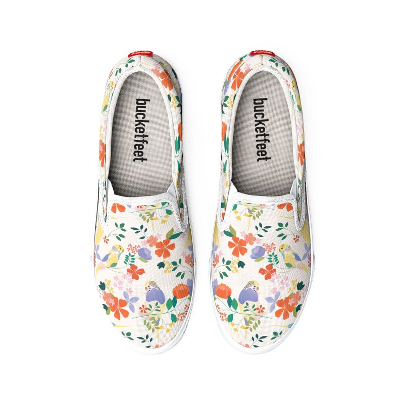 Parakeets Women's Shoes by carlywatts's Shop