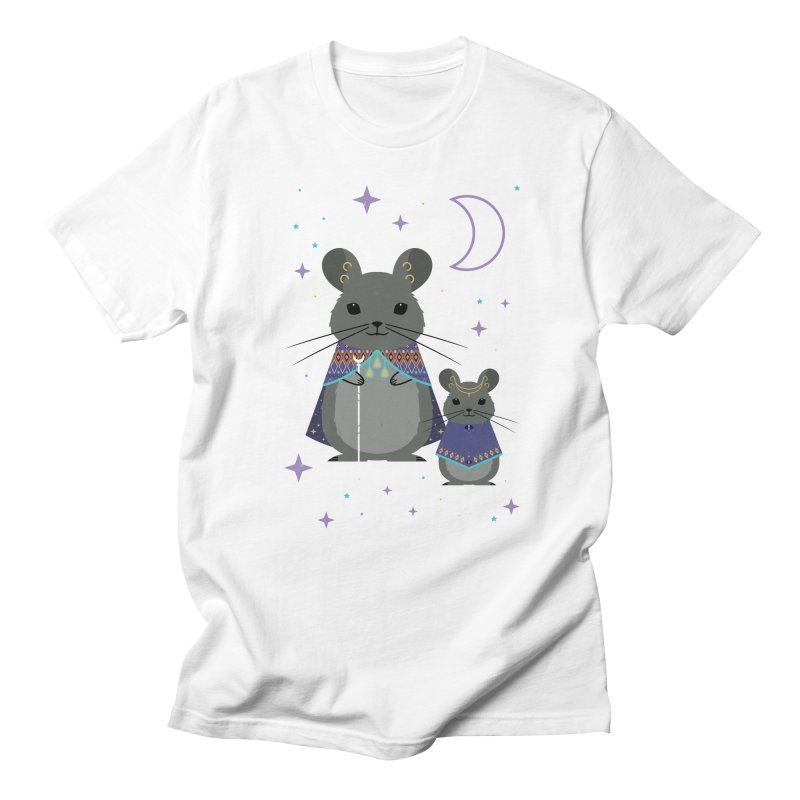 Chinchilla Mage Women's Unisex T-Shirt by carlywatts's Shop