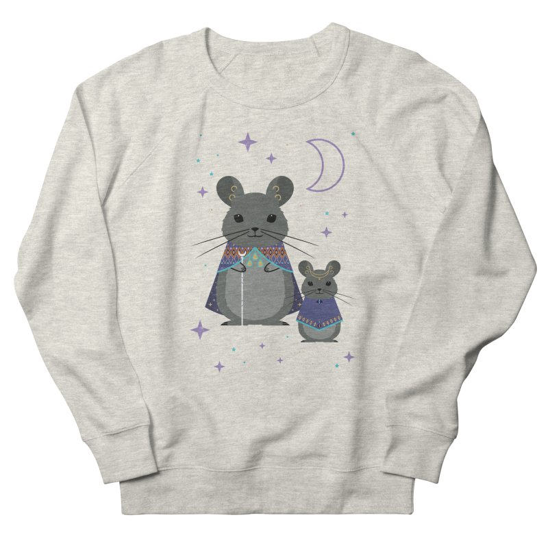 Chinchilla Mage Women's Sweatshirt by carlywatts's Shop