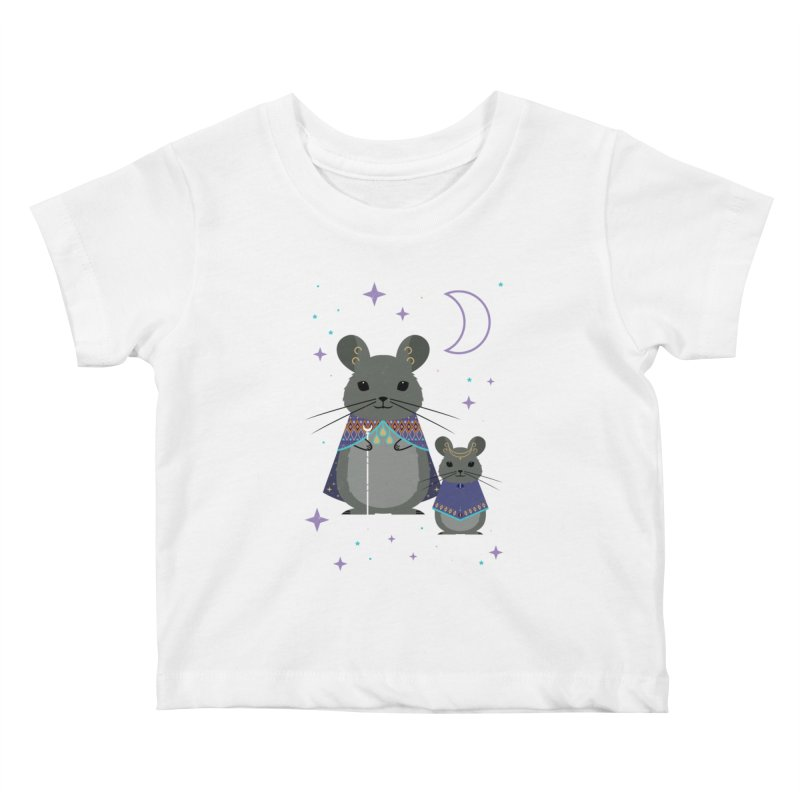 Chinchilla Mage   by carlywatts's Shop