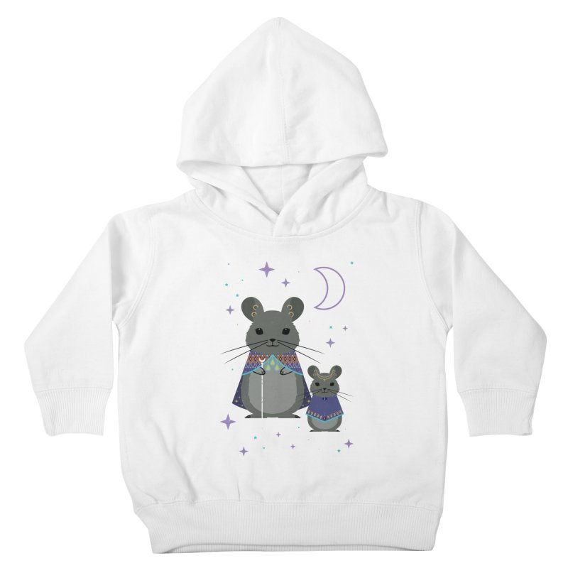 Chinchilla Mage Kids Toddler Pullover Hoody by carlywatts's Shop