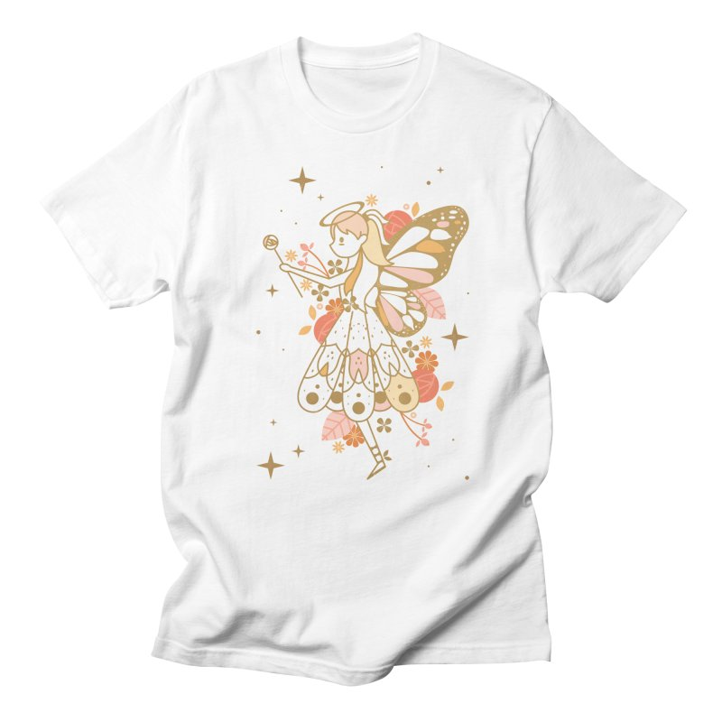 Mercy Monarch  Women's Unisex T-Shirt by carlywatts's Shop