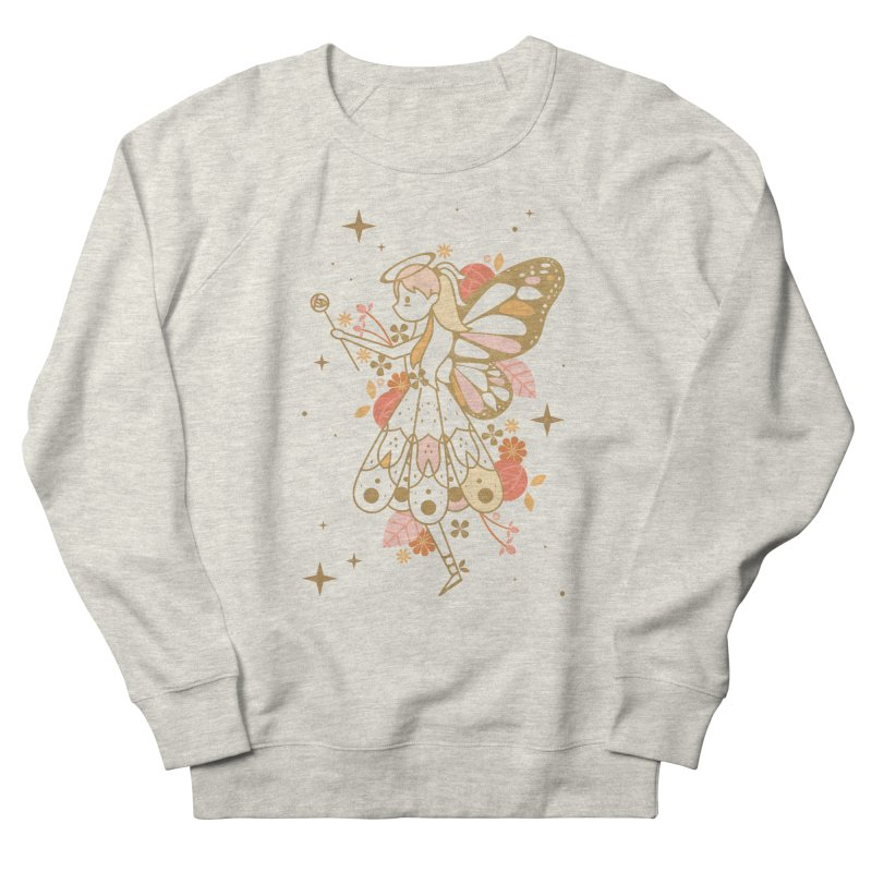 Mercy Monarch  Women's Sweatshirt by carlywatts's Shop