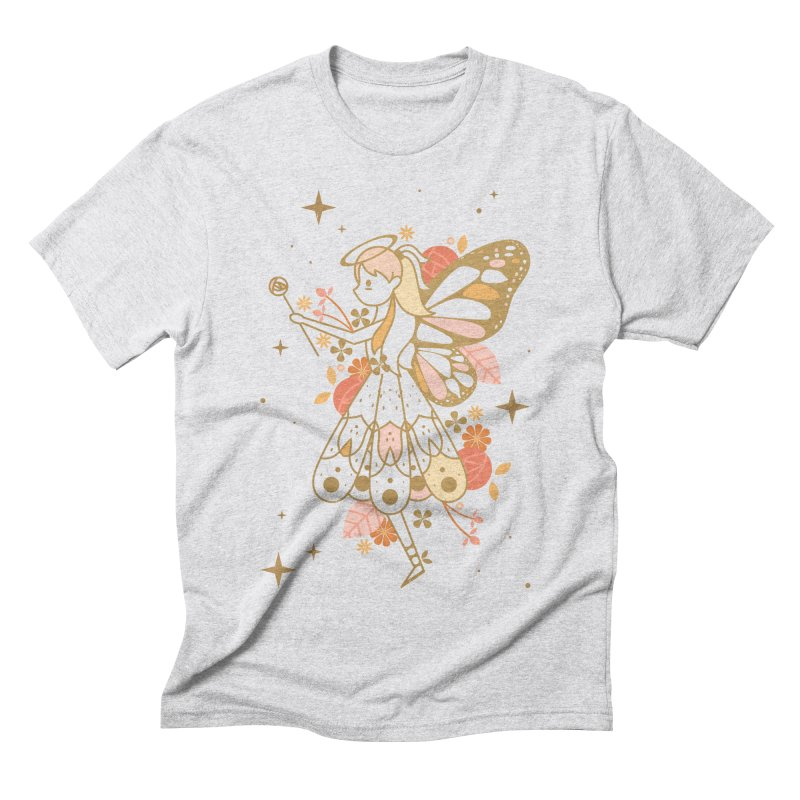 Mercy Monarch  Men's Triblend T-shirt by carlywatts's Shop