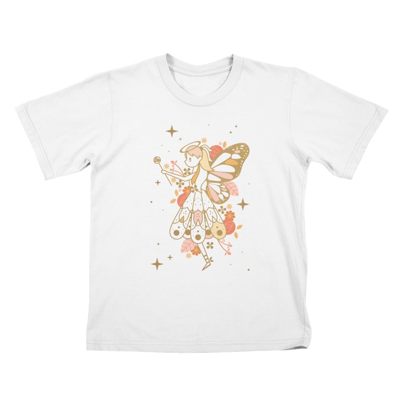 Mercy Monarch  Kids T-shirt by carlywatts's Shop