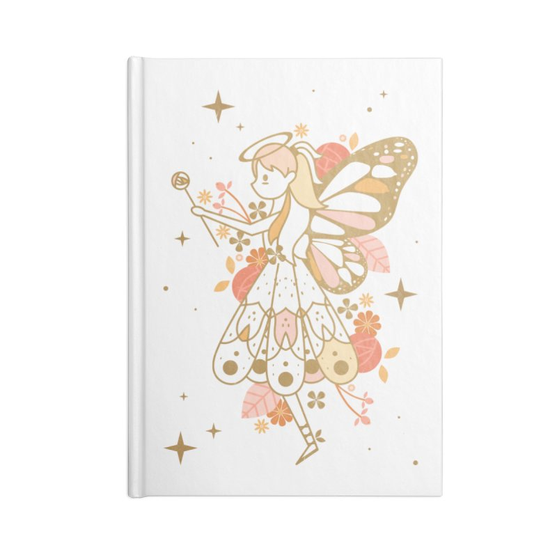 Mercy Monarch  Accessories Notebook by carlywatts's Shop