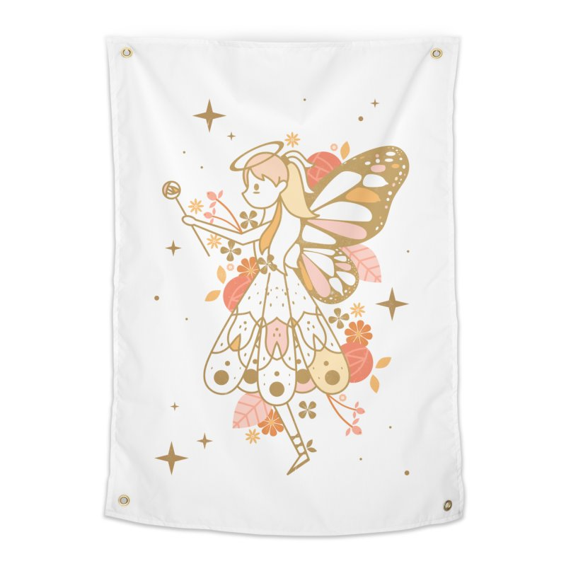 Mercy Monarch  Home Tapestry by carlywatts's Shop
