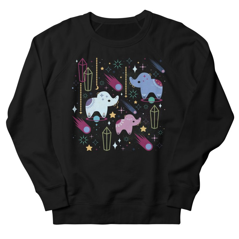 Elephants in Space    by carlywatts's Shop