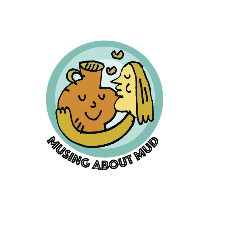 musing about mud logo by rick nickel by carole epp