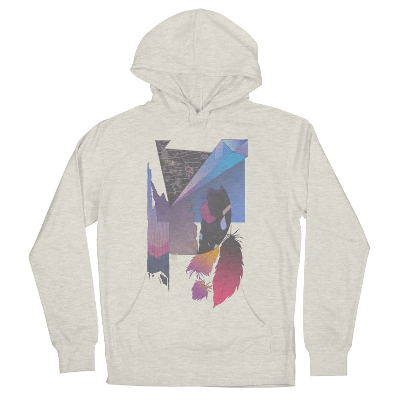 Night Formation Men's Pullover Hoody by Solocity