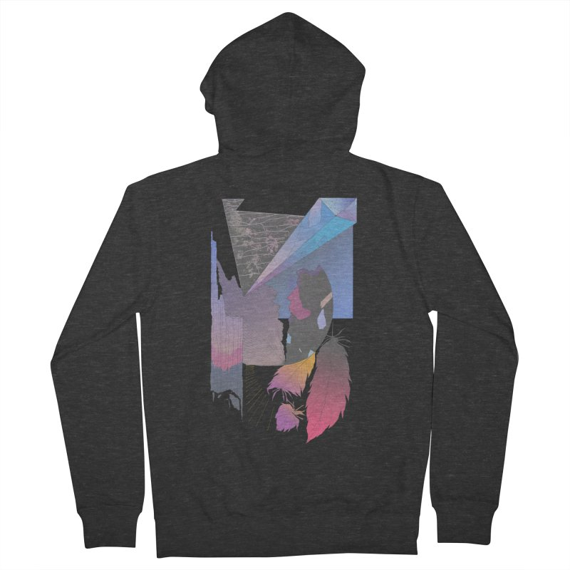 Night Formation Women's Zip-Up Hoody by Solocity