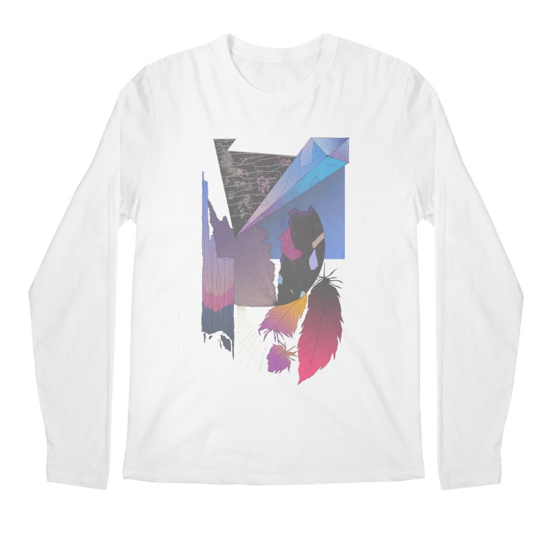 Night Formation Men's Longsleeve T-Shirt by Solocity