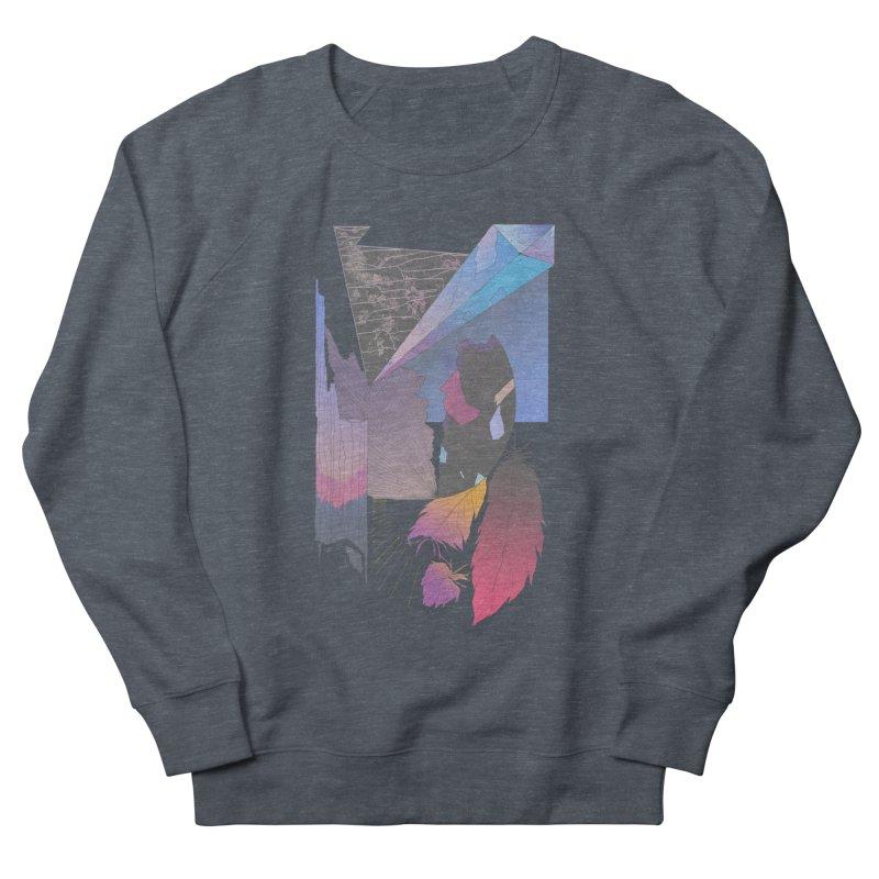 Night Formation Men's Sweatshirt by Solocity