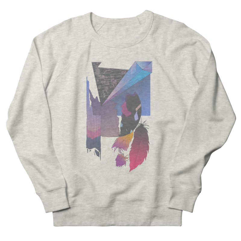 Night Formation Men's Sweatshirt by Solocity