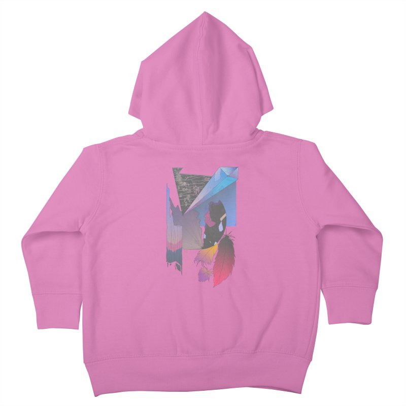 Night Formation Kids Toddler Zip-Up Hoody by Solocity