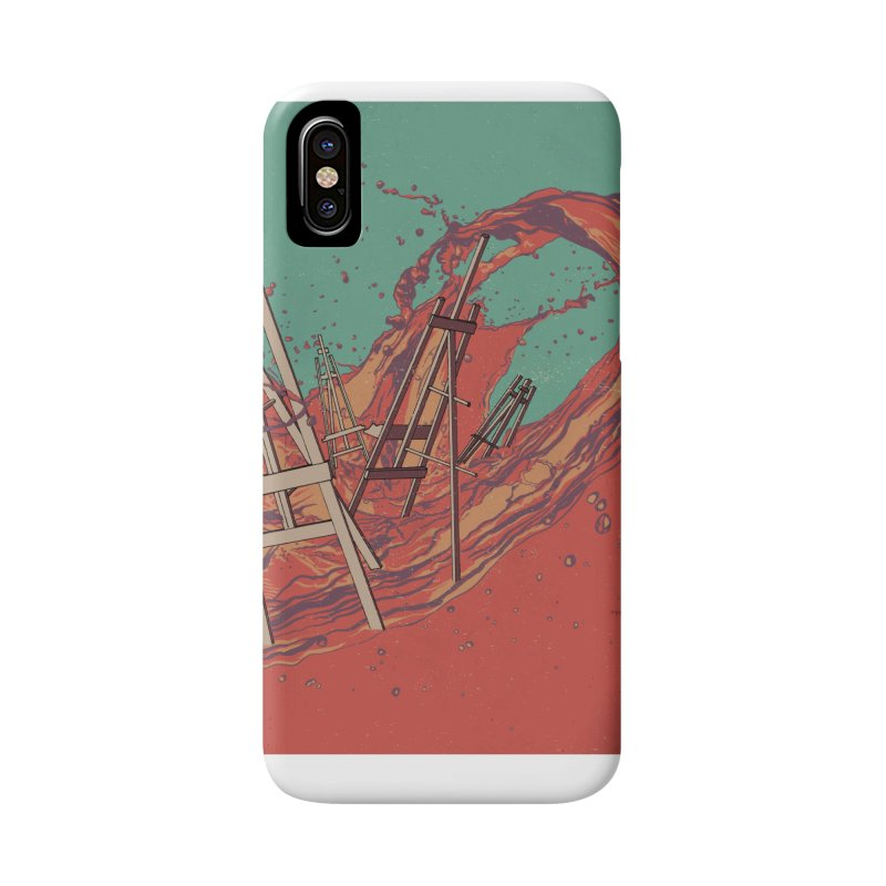 Les Chevalets Accessories Phone Case by Solocity