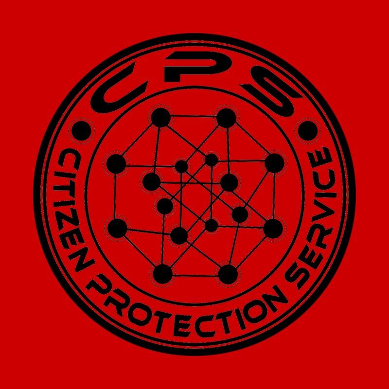 CGC Citizen Protection Service Logo Accessories Bag by Carol Van Natta's Goodies Shop