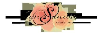Carolyn Sandstrom Art Logo