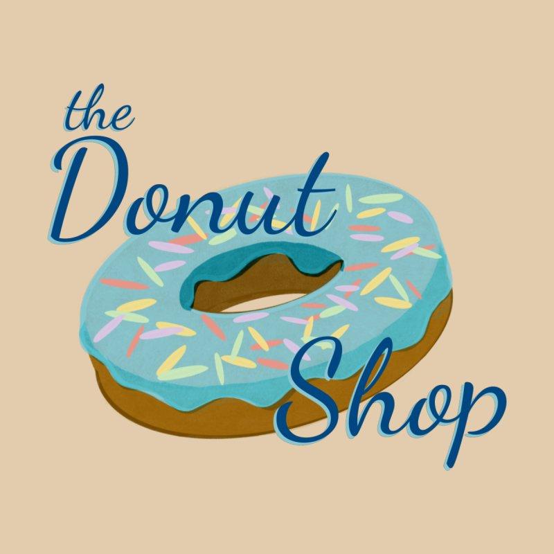 the Donut Shop Men's T-Shirt by carolyn sehgal's Artist Shop