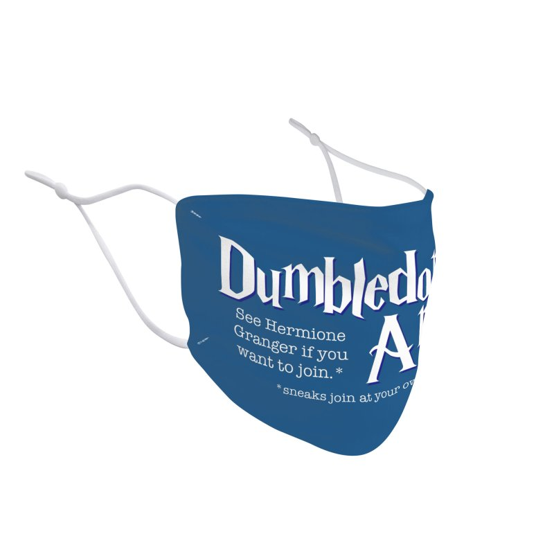 Dumbledore's Army Accessories Face Mask by carolyn sehgal's Artist Shop