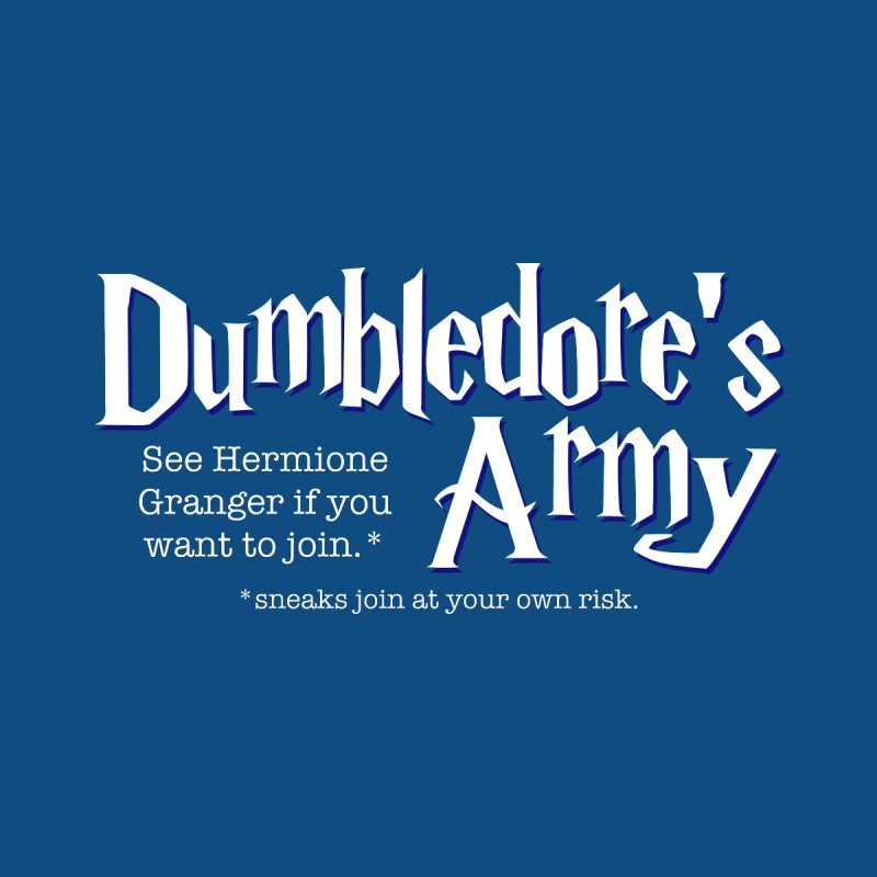 Dumbledore's Army Accessories Sticker by carolyn sehgal's Artist Shop